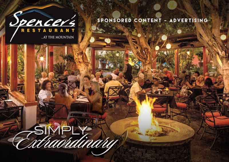 Spencer's Restaurant [Sponsored Ad]