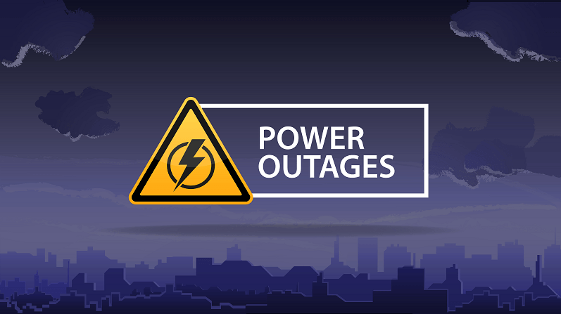 Motorists Cautioned During Power Outages