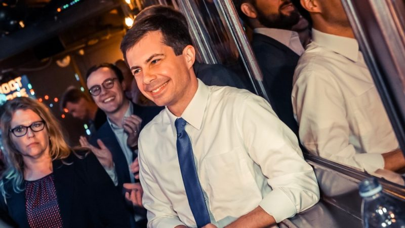Mayor Pete Buttigieg is Coming to Palm Springs