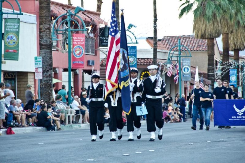 Veterans Day Parade to Feature its Founder
