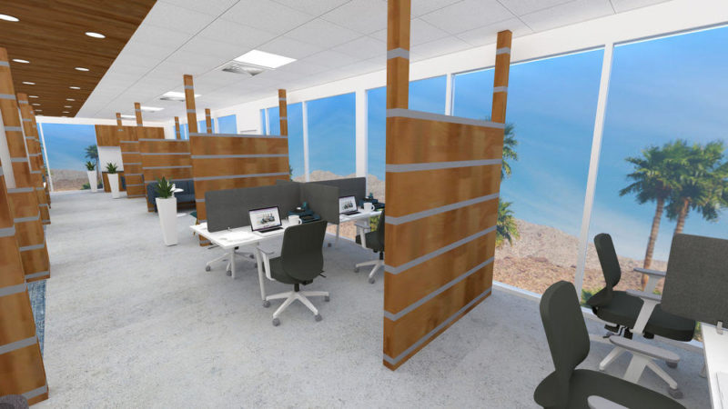 The Hive Coworking Destined for Palm Springs