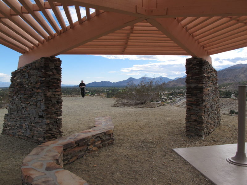 Trails Explore Foothills Behind Rancho Mirage City Hall