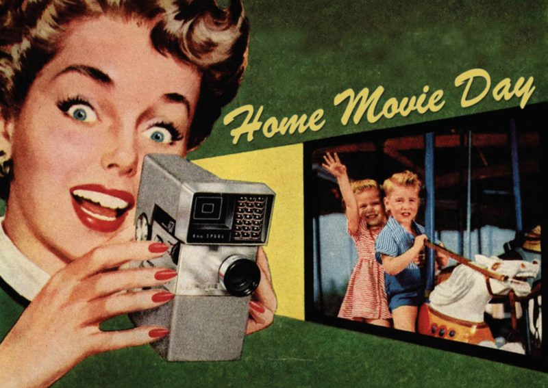 Home Movie Day Set at Welwood Murray Library