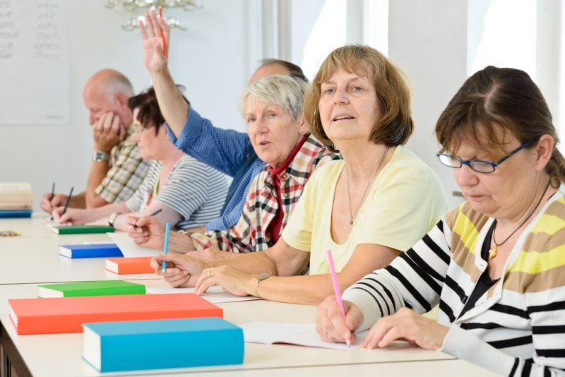 COD Offers New Learning in Retirement Class