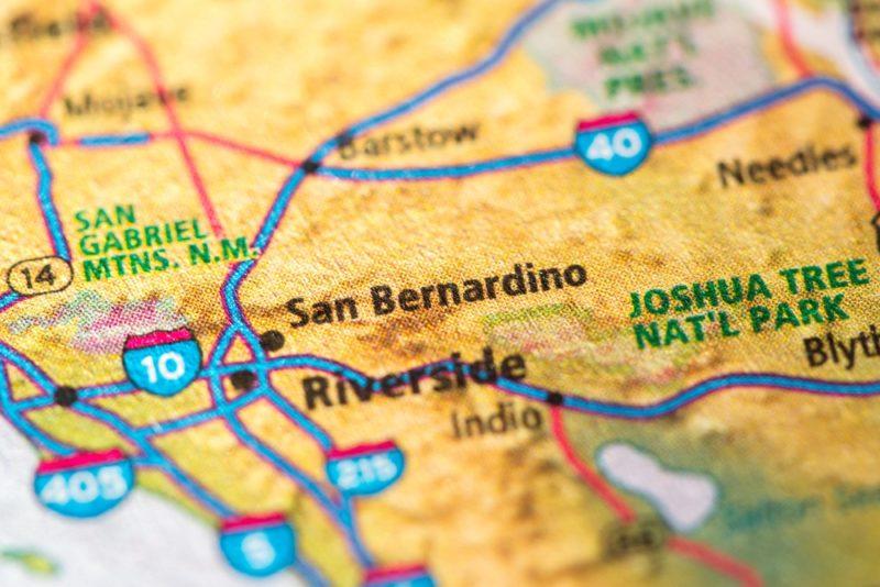 San Bernardino Among Least Safe Cities