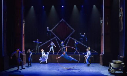 Cirque Éloize: Hotel Coming to McCallum