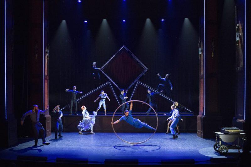 Cirque Éloize: Hotel Coming to McCallum