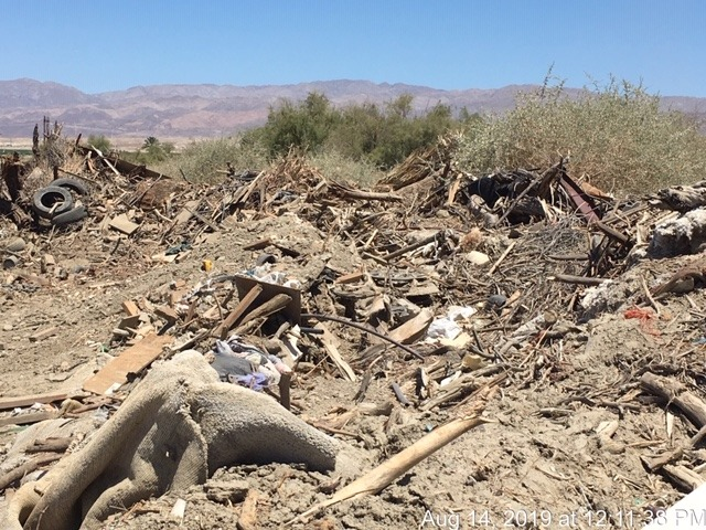 County Completes Cleanup of Thermal Property