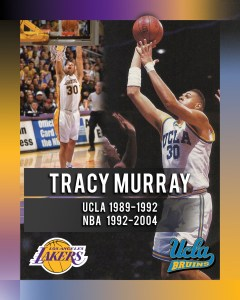 LA Lakers Great Tracy Murray Named Grand Marshal