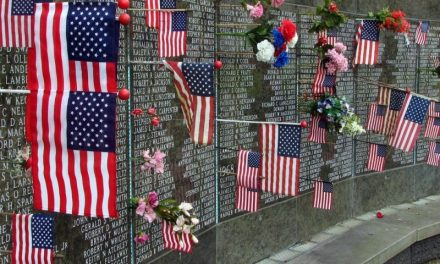 Vietnam War Veterans Day Observed [VIDEO]
