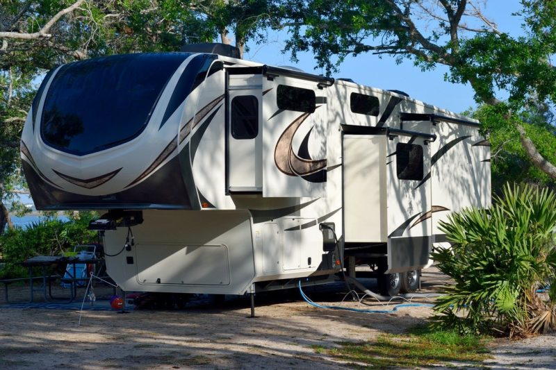 Recreational Vehicle Parks Deemed Essential