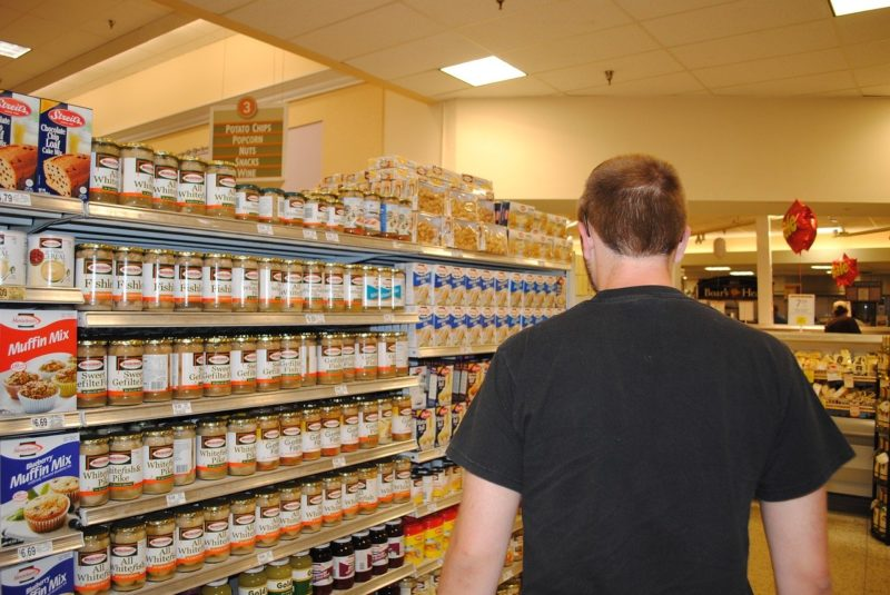 Grocery Store Workers Put Lives on Line