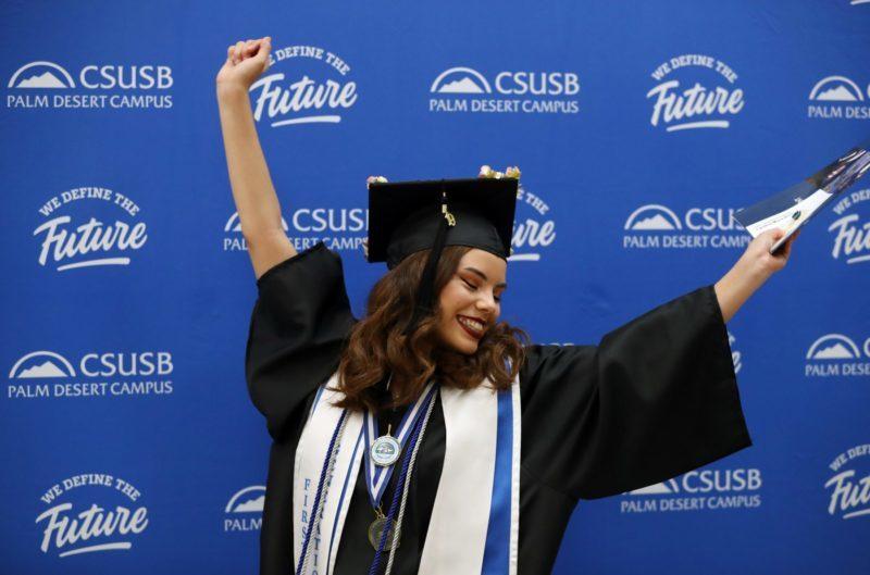 CSUSB Palm Desert Campus Makes History