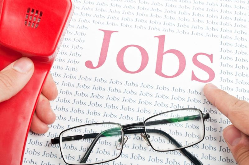 Unemployment Rates Bouncing Back in States