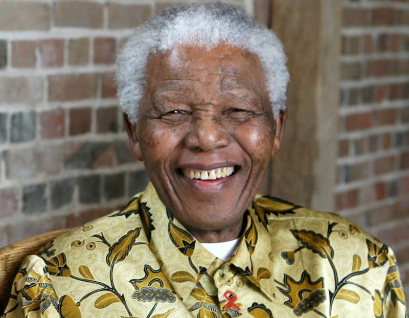 Remembering Nelson Mandela and A Day for Him