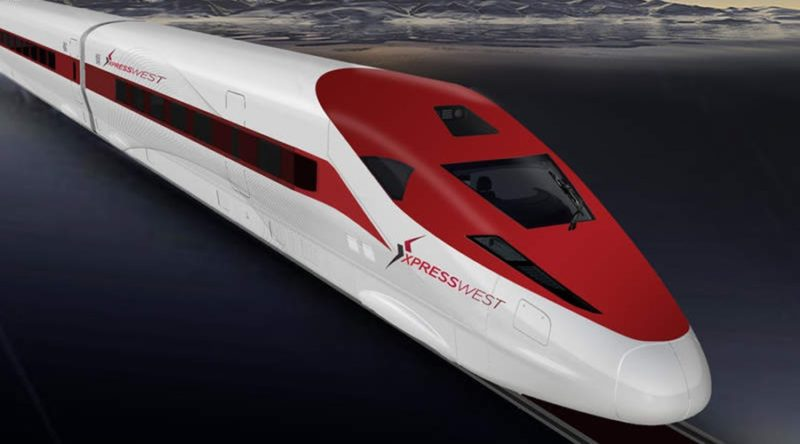 High-Speed Passenger Rail Coming to SoCal