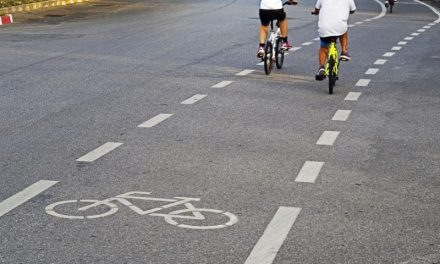 Bicycle Lanes May be Installed on Gerald Ford