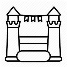 inflatable castle hire