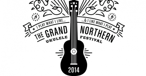 Simply amazing! Don't miss the 2014 Grand Northern Ukulele