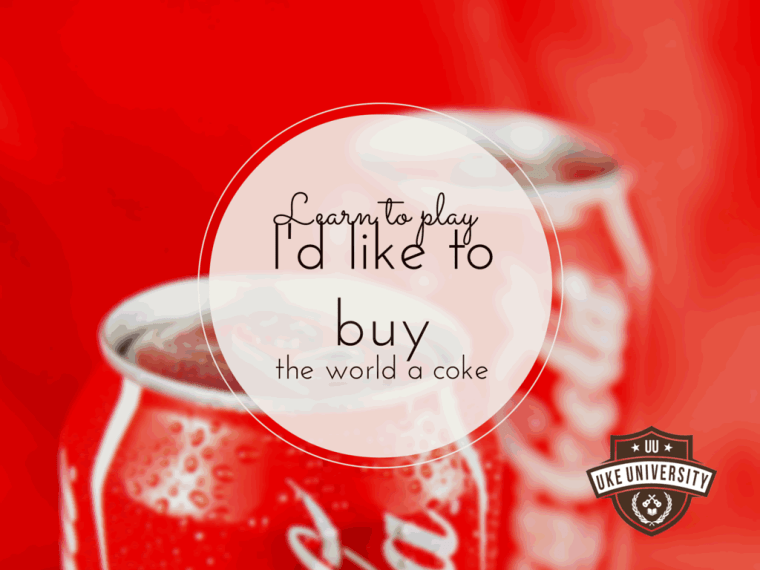 I'd like to buy the world a coke main