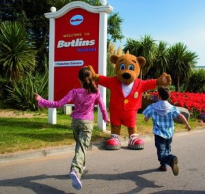Butlins - billy bear