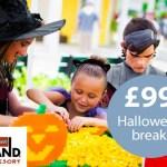 Legoland Windsor £99 Halloween Breaks