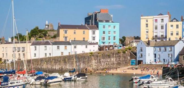 FBM Holidays is based Tenby, perfect for seaside holidays