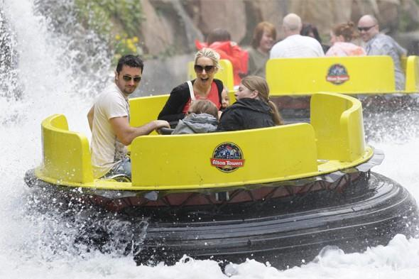 Alton Towers Water Rides