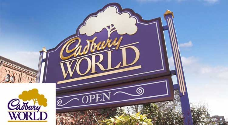 Cadbury World and Hotel Stay with Leisure Access only £119