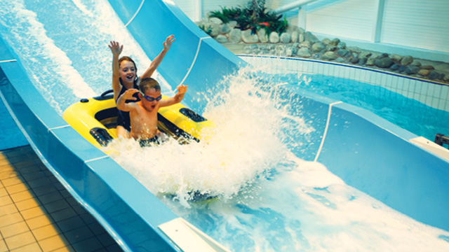 Butlins Splash Water World
