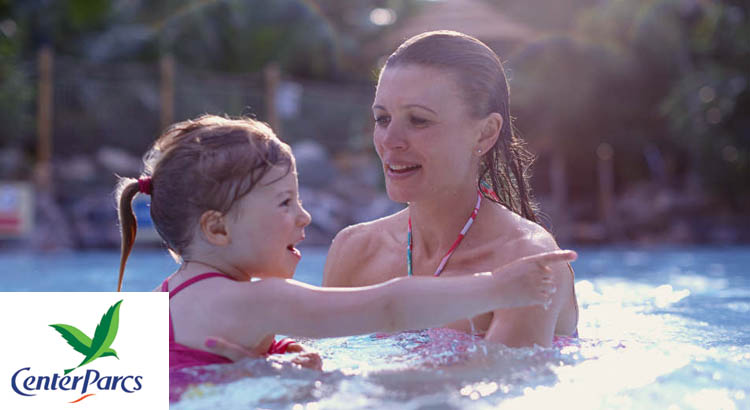 Center Parcs 2018 Early Booking Offers from just £259