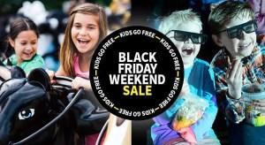 Legoland Black Friday Sale Kids go FREE on all Breaks