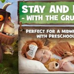 Chessington Holidays Stay and Play with The Gruffalo from £149 per family