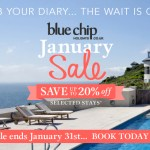 Blue Chip Holidays Save 20% in their January Sale