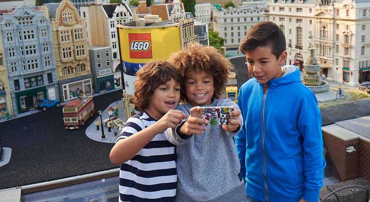 Legoland £119 family break offer
