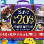 Alton Towers Short Break Holiday Offers – Save 35% and get your 2nd Day Free