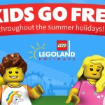Legoland Kids go FREE Flash Sale