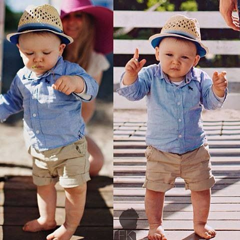 Summer Fashion Outfits For Kids Trends 201516