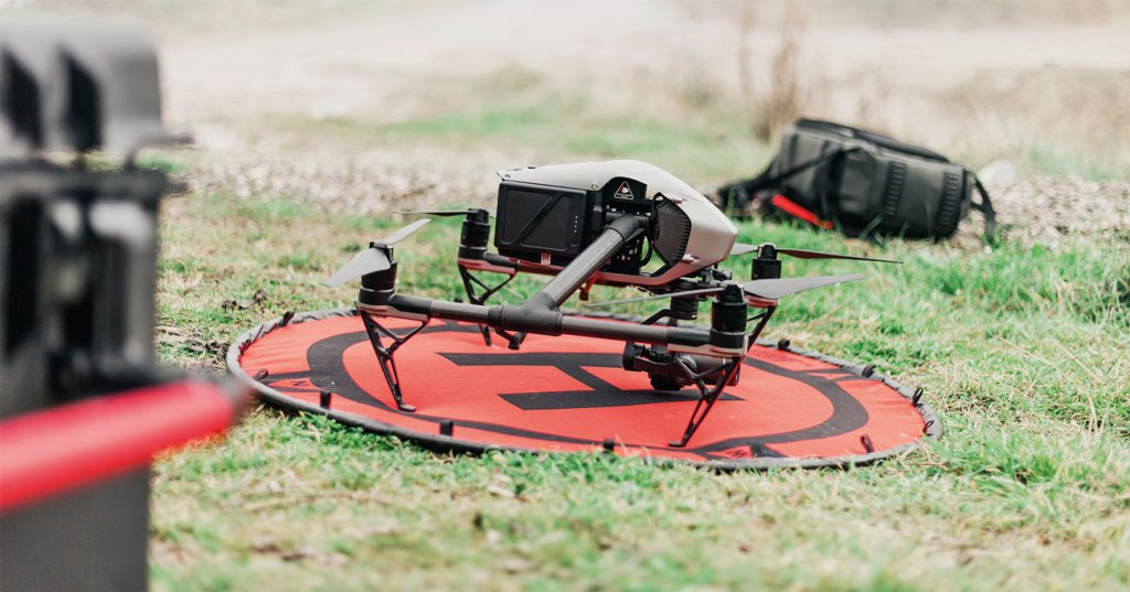 Is there a lack of ambition when it comes to UK drone use?