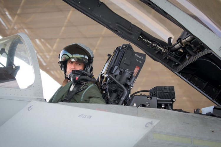 First Typhoon Sortie Qatar – Exercise Epic Skies 2