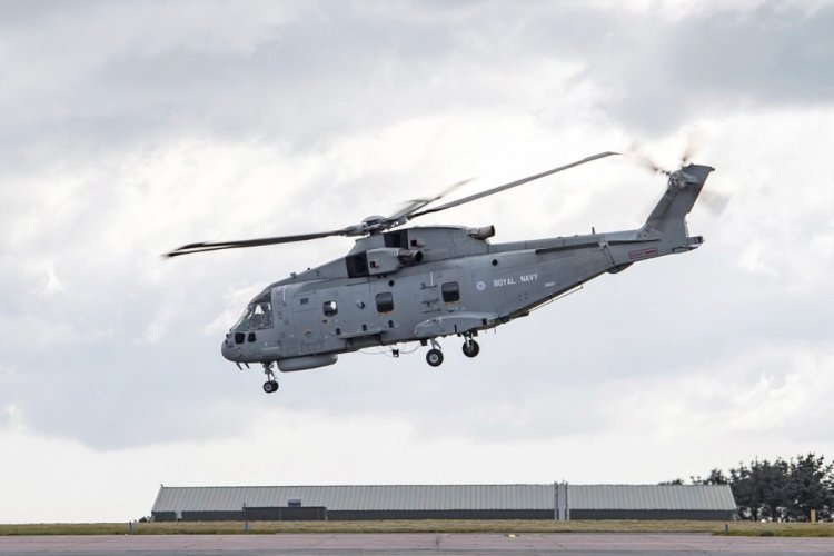 Why you will see more of the Merlin Mk2 over Cornwall -MACA