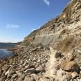 Osmington Mills cliff