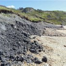 Kimmeridge Clay Slump at Ringstead Bay