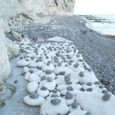 East - beach art