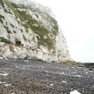 The beach - shingle, the ladder etc