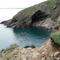 Cave and cove