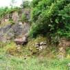 Quarry wall