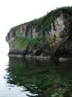Location 2, cliffs