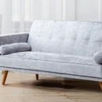 Modern Miami Crushed Velvet Sofa Bed Uk Furniture 4u