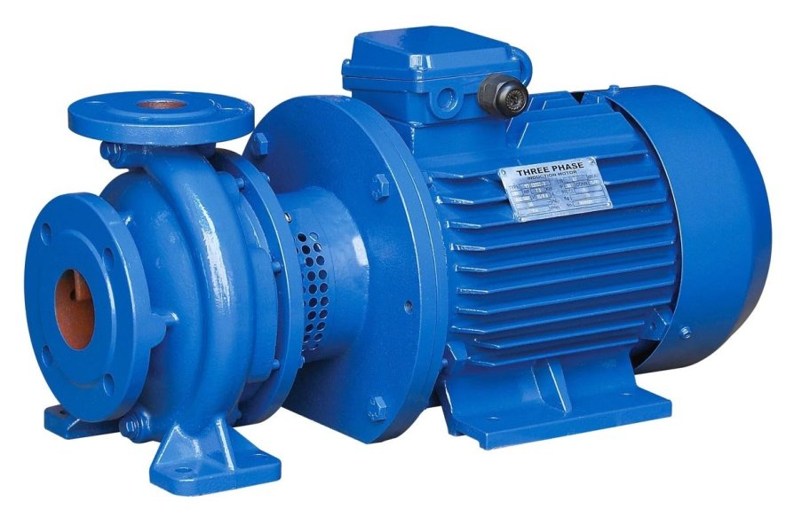 Centrifugal Pumps and Motor